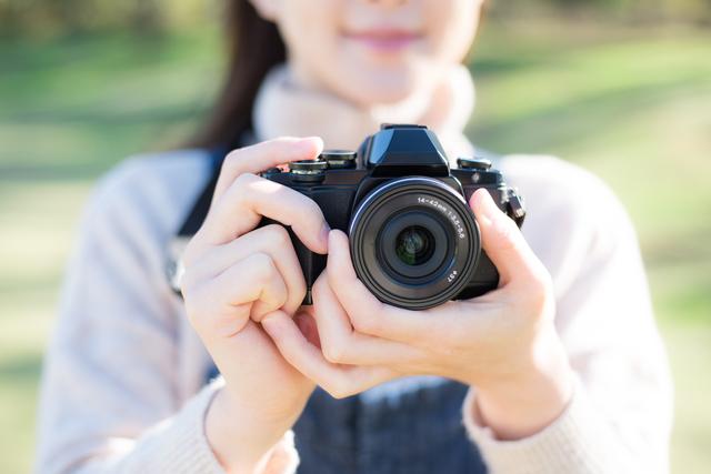 一眼レフで写真を撮る,デジタルカメラ,おすすめ,