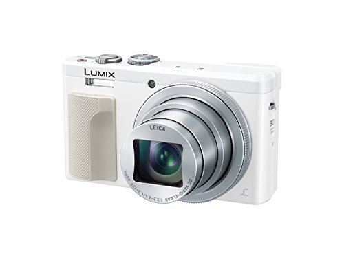Panasonic コンパクトデジタルカメラ ルミックス TZ85 光学30倍 ホワイト DMC-TZ85-W,デジタルカメラ,おすすめ,