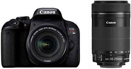 Canon デジタル一眼レフカメラ EOS Kiss X9i ダブルズームキット EF-S18-55mm/EF-S55-250mm 付属 EOSKISSX9I-WKIT,デジタルカメラ,おすすめ,