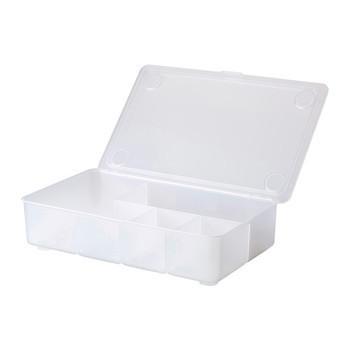 IKEA/イケア GLIS ふた付きボックス,キャラ弁グッズ,