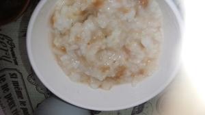 【離乳食中期】納豆粥 ,赤ちゃん,納豆,