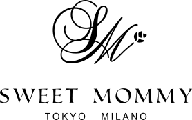 SWEET MOMMYのロゴ,マタニティ,ブランド,