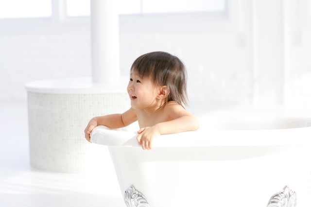 赤ちゃん入浴,赤ちゃん,肌トラブル,保湿