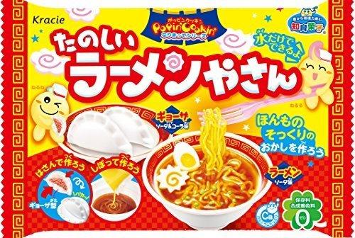 たのしいラーメンやさん10個入BOX(食玩・知育菓子),知育菓子,