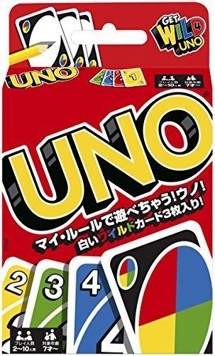 ウノ UNO カードゲーム(B7696),カードゲーム,人気,小学生
