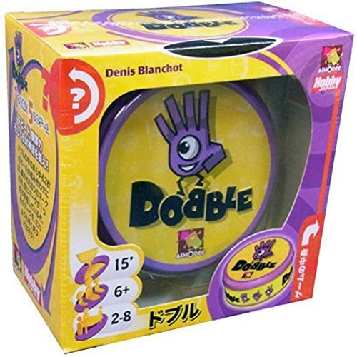 ドブル (Dobble) 日本語版 カードゲーム,カードゲーム,人気,小学生