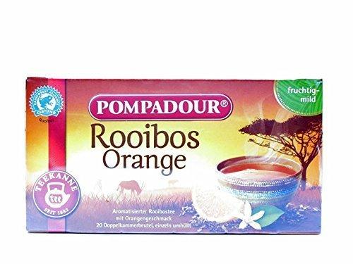 ポンパドール ルイボスティー オレンジ 1.75g×20P,ルイボスティー,授乳,効能