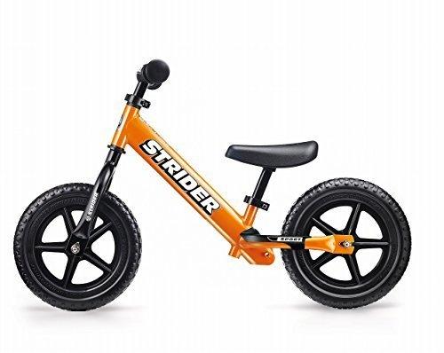 ストライダー 12インチ スポーツモデル オレンジ 日本正規品,ペダルなし,自転車,