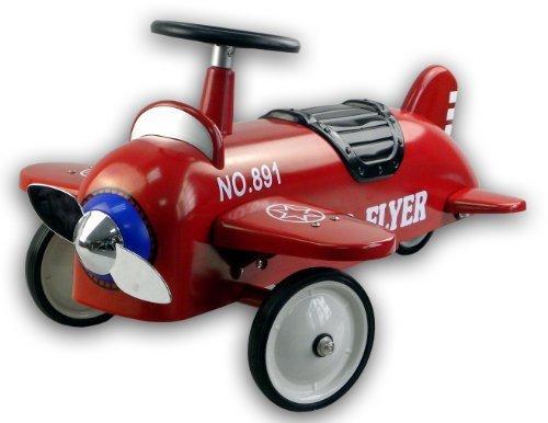 Artaburg 乗用玩具 エアプレイン レッド WLAB89901,おもちゃ,乗り物,