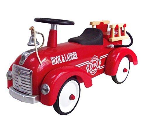 Artaburg 乗用玩具 ファイアートラック・スピードスター WLAB89103,おもちゃ,乗り物,