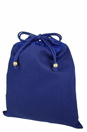 パルフィーユ/ハンドメイド 体操服袋 (巾着大) (無地/厚手 オックス) ネイビー,体操着袋,作り方,