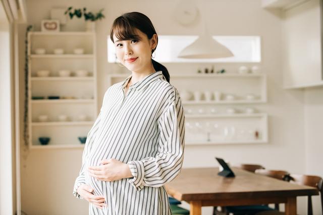 妊婦女性,母親学級,両親学級,