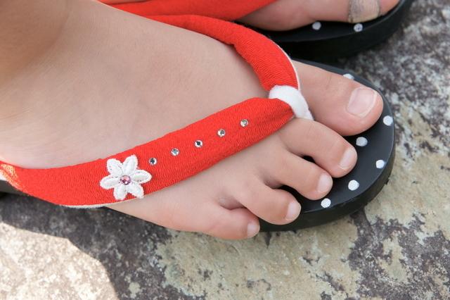 女の子草履,子ども,草履,