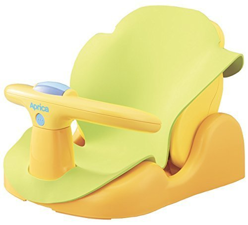 アップリカ(Aprica) バスチェアー 新生児から はじめてのお風呂から使えるバスチェア YE 91593,赤ちゃん,お風呂グッズ,