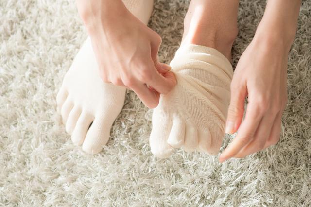 五本指の靴下,出産,入院,持ち物