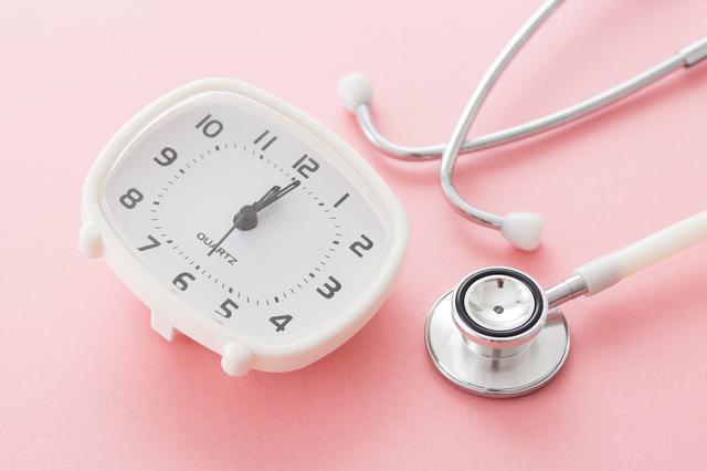 時計と聴診器,出産,入院,持ち物
