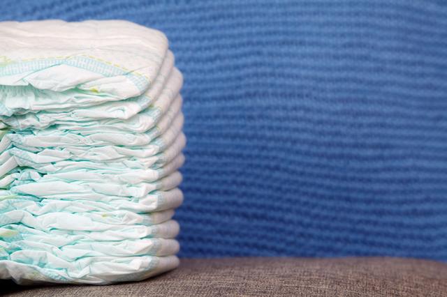 紙おむつ,出産,入院,持ち物