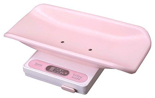 タニタ デジタルベビースケール しあわせ 1583(ピンク),スケール,赤ちゃん,