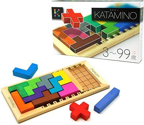 カタミノ / KATAMINO [Gigamic / ギガミック] (正規輸入品),木のおもちゃ,海外,