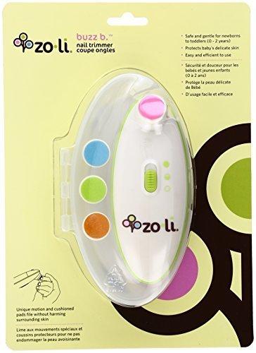 日本育児 Zoli 爪やすり(ネイルケアセット) NI-30006,出産祝い,家電,