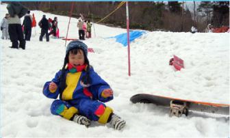 スキーパーク寒曳 ちびっこゲレンデ,広島,スキー場,キッズ