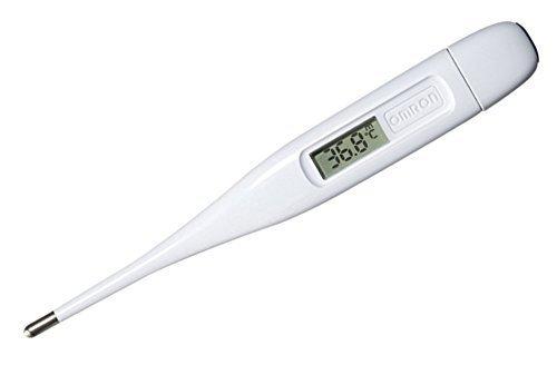 オムロン MC-141W-HP 電子体温計 (アルカリマンガンボタン電池LR41×1個),体温計,赤ちゃん,
