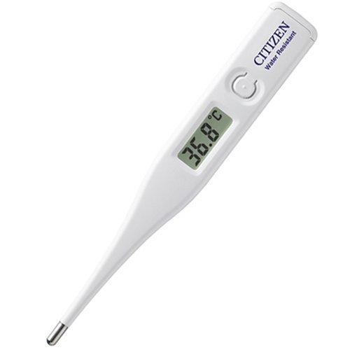シチズン・システムズ シチズン電子体温計 ホワイト CT422,体温計,赤ちゃん,