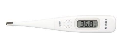 シチズン 電子体温計 わき下用 予測式(予測+実測) CTE707,体温計,赤ちゃん,