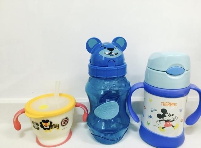 【オリジナル】マグストロー,赤ちゃん,ストロー練習,方法