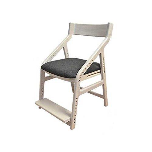 E-Toko 頭の良くなる椅子 JUC-2170 学習チェア ホワイト,子ども,椅子,