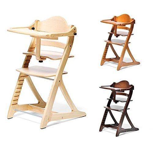 大和屋 すくすくチェアスリムプラス スリムプラス テーブル付 ガード付 すくすくスリム すくすくチェア スリム (ナチュラル色 7501),ベビーチェア,おすすめ,
