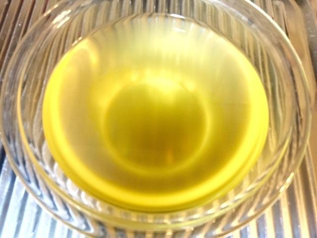 黄金のだし汁,量,簡単,離乳食