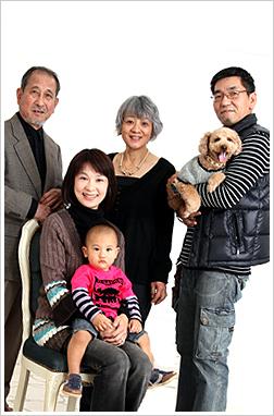 家族写真 一例,マタニティフォト,千葉,