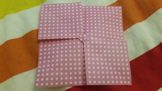 折り紙リボン折り方10,折り紙,リボン,