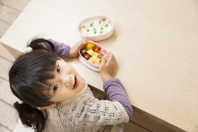 子どもお弁当,幼稚園,入園前,