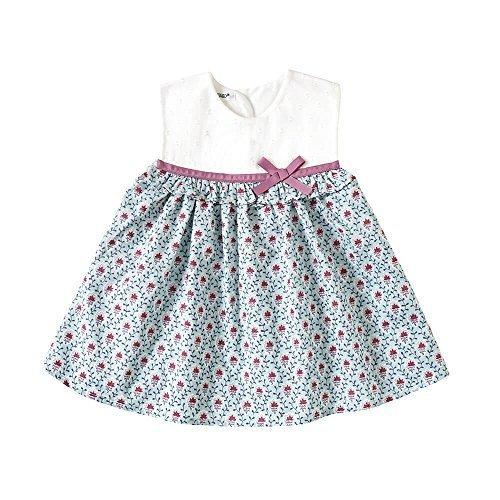 SOULEIADO 着るスタイ ドレス ミント 18221001,ベビー,エプロン,