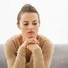 40代女性からの相談:「経血の量が多くて心配」,