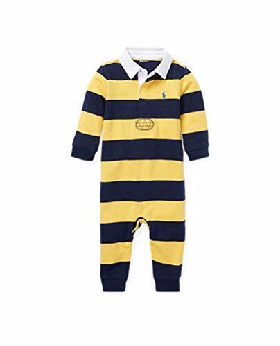 ラルフローレンの子供服 [POLO RALPHLAUREN] ベビー カバーオール ロンパース 男の子 75cm [並行輸入品],ベビーウェア,男の子,