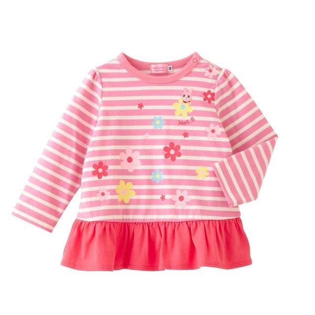 ミキハウス ホットビスケッツ (MIKIHOUSE HOT BISCUITS) Tシャツ 73-5208-971 110cm ピンク ,ベビー服,ブランド,おすすめ