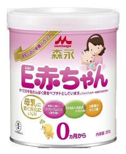 森永E赤ちゃん 小缶 300g,粉ミルク,おすすめ,