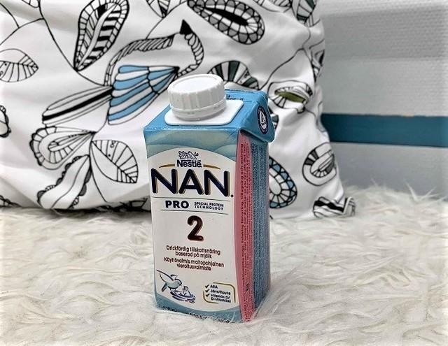 液体ミルクNAN,液体ミルク,