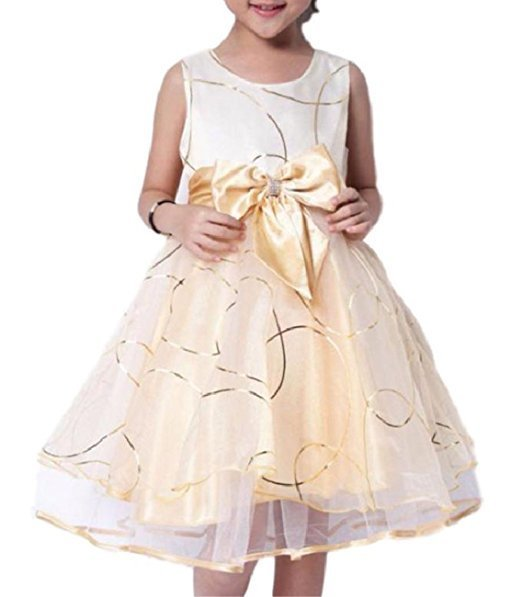 eMONORL. ドレス ワンピース ,子供服,ドレス,