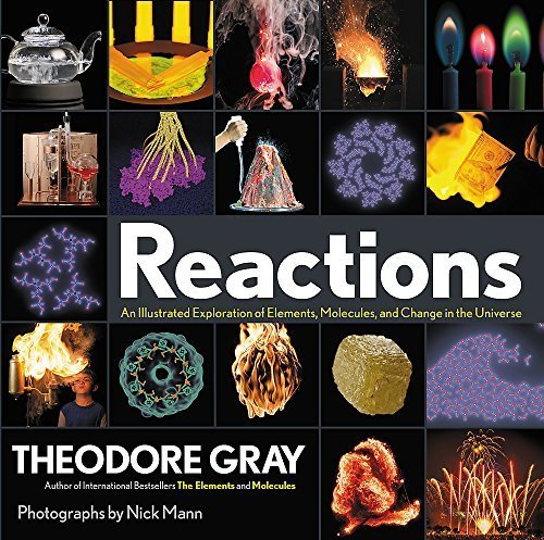 Reactions: An Illustrated Exploration of Elements, Molecules, and Change in the Universe,