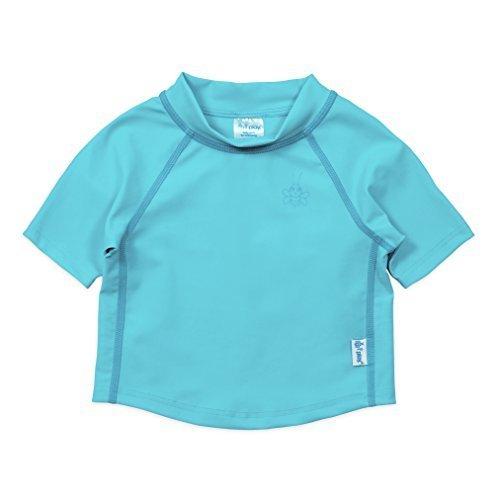 アイプレイ iplay ラッシュガード 半袖 UPF50+ UVカット ベビー キッズ 水着 XL:24ヶ月 アクア,プール,持ち物,