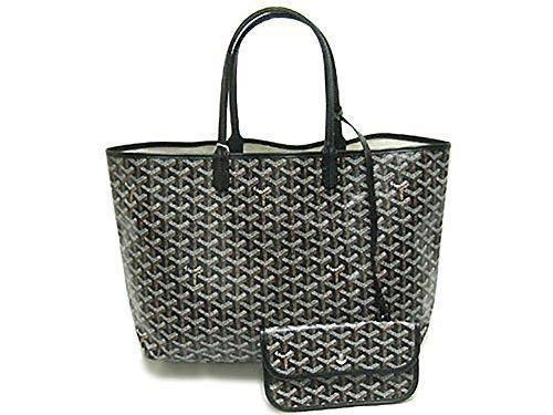 (ゴヤール) GOYARD バッグ トートバッグ サンルイPM ブラック 紙袋付き [並行輸入品],マザーズバッグ,ブランド,