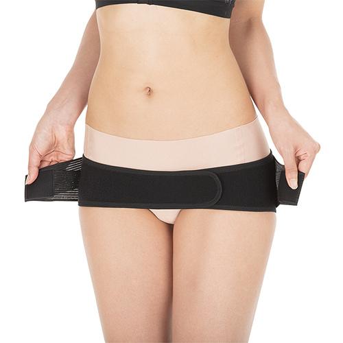 骨盤ベルトの正しい装着位置,妊娠中,骨盤ベルト,