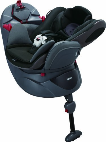 アップリカ フラディア ファディアブラック 回転式&ベッド型チャイルドシート (ヒップインナーシート付き) 93055,チャイルドシート,新生児,