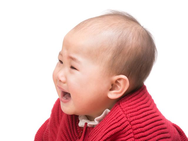 苦しそうな様子の赤ちゃん,赤ちゃん,しゃっくり,止め方