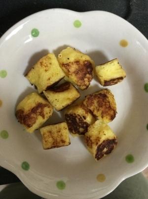 離乳食♡中期から食べれるフレンチトースト,離乳食,卵,