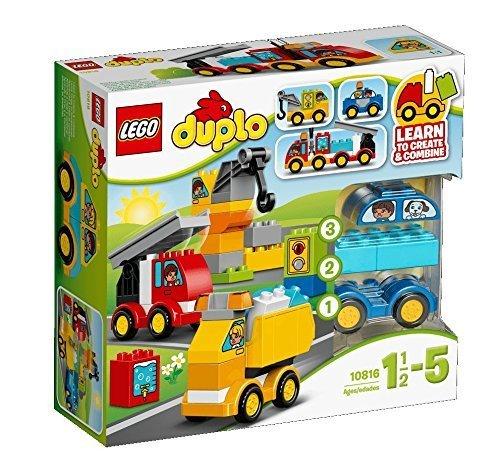 """レゴ デュプロ はじめてのデュプロ®""""くるまとトラック,レゴ,ブロック,"""